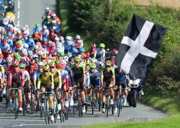 Tour of Britain, Cornwall