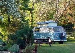 Motorhomes and camper vans are well catered for