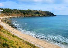 Castle Beach | Falmouth | Cornwall
