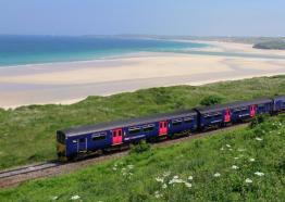 Things to Do, Train Journeys, Cornwall