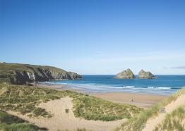 holywell_bay_beach