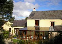 Redgate Smithy, Bed and Breakfast, St Cleer, Liskeard, Cornwall