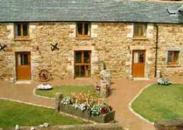 Trendrean Farm Barns, Cottages at St Newlyn East, Newquay, Cornwall