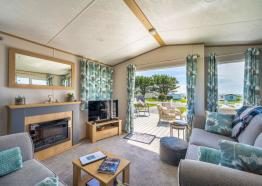 Molly's View at Newperran Holiday Park, inside view