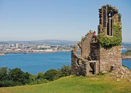 Mount Edgcumbe House and Country Park, Torpoint, Cornwall