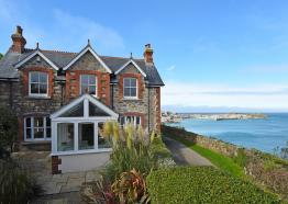 Chy an Carrack, luxury 4 bed house, St Ives