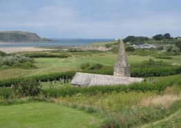 St Enedoc Golf Course, Cornwall