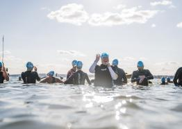 Polkerris Swim Festival, What's On, Visit Cornwall 2019