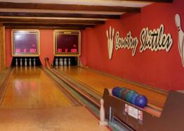 Country Skittles, bowling and food, Hayle, west Cornwall