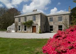 Burncoose House, Gwennap