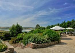 St Enodoc Hotel, Rock, Cornwall, spa and restaurant