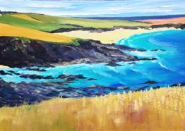 Art Courses, Tony Hogan, Things to Do, Creative,  North Cornwall, Wadebridge,