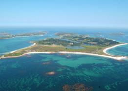 Tresco Island and Accommodation, Isles of Scilly
