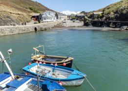 Mullion Cove, Lizard Peninsula, West Cornwall