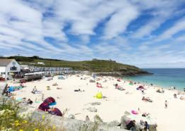 Porthgwidden, St Ives, West Cornwall