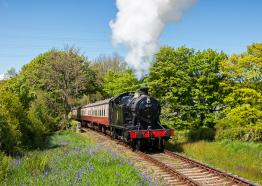 Bodmin and Wenford Railway, Steam Railway, Bodmin, Cornwall