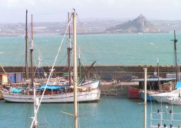 Bosuns Holiday accommodation, Self-catering, Penzance, West Cornwall