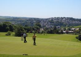 Golf clubs in Cornwall | Launceston | Cornwall