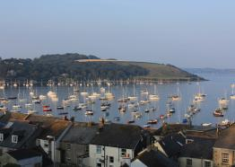 Captains Lookout, self catering holiday home in Falmouth, Cornwall