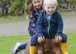 30 Acres of Family Friendly Awesome, Pinetum, Cornwall