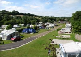 River Valley Holiday Park, Accommodation, St Austell, Cornwall