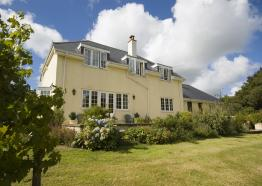 Oxturn House, Bed & Breakfast, Truro, Cornwall