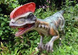 Dinosaur May Bank Holiday weekend, Flambards, what's On , Cornwall 2018