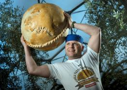 World Pasty Championships, Eden, St Austell, Cornwall