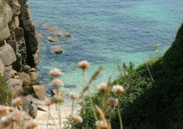 Porthgwarra Cove, West Cornwall