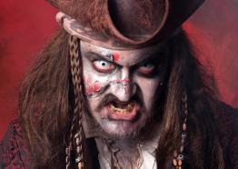 Pirate's Quest, Newquay, Cornwall, Event, Fright Night, Halloween