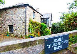 Higher Churchtown Barn, North Hill, Bodmin Moor, Cornwall