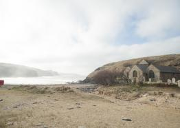 Gunwalloe Church Cove Beach, Helston, Cornwall c Adam Gibbard