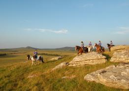 Cornwall riding holidays | Hallagenna Riding | Bodmin | Cornwall