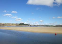 Beaches in Cornwall | Rock Beach | Camel Estuary