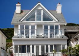 Seaview Bed & Breakfast Looe Cornwall
