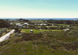 Tre-Morvu, Camping site, Accommodation, West Cornwall, by the sea