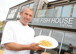 The Fish House, Food & Drink, Fistral Beach, Newquay, North Cornwall