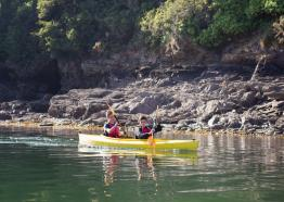 Fowey River Hire, Canoeing, Kayak tours, Kayaking, Paddleboarding, Fowey, South Cornwall