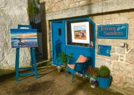 Jeremy Sanders Studio & Shop, Penzance, West Cornwall