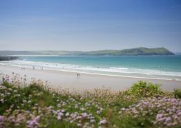Self catering cottages, Rock, Port Isaac, Polzeath, Daymer Bay, North Cornwall
