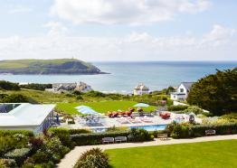 St Moritz Hotel, Near Rock, Wadebridge | Luxury Hotel in Cornwall