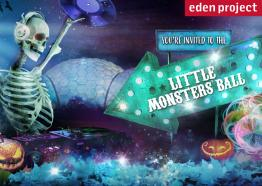 Little Monsters' Ball, Eden Project, Visit Cornwall, Event