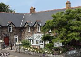 The Old Coach House, Boscastle, North Cornwall, B&B