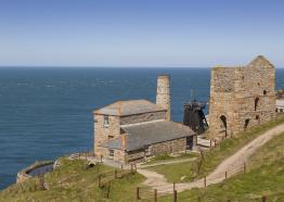 Levant Mine, World Heritage Site, St Just, West Cornwall C National Trust, Images Chris Lacey