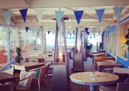 Lusty Glaze Bar and Restaurant, Newquay, Cornwall