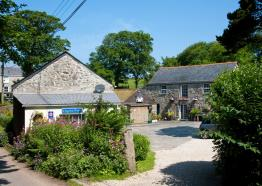 Chypons Farm, Self-catering, St Ives, West Cornwall