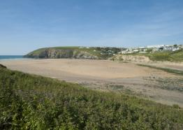Bre-Pen Farm Bed and Breakfast, Mawgan Porth, Cornwall