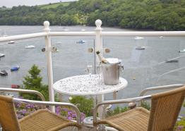 Cormorant Hotel, Fowey, Cornwall, Wedding Venue