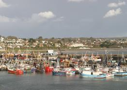 Newlyn Fish Festival, Cornwall