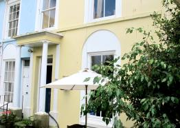 Number Nine Penzance, Bed and Breakfast, Penzance, West Cornwall